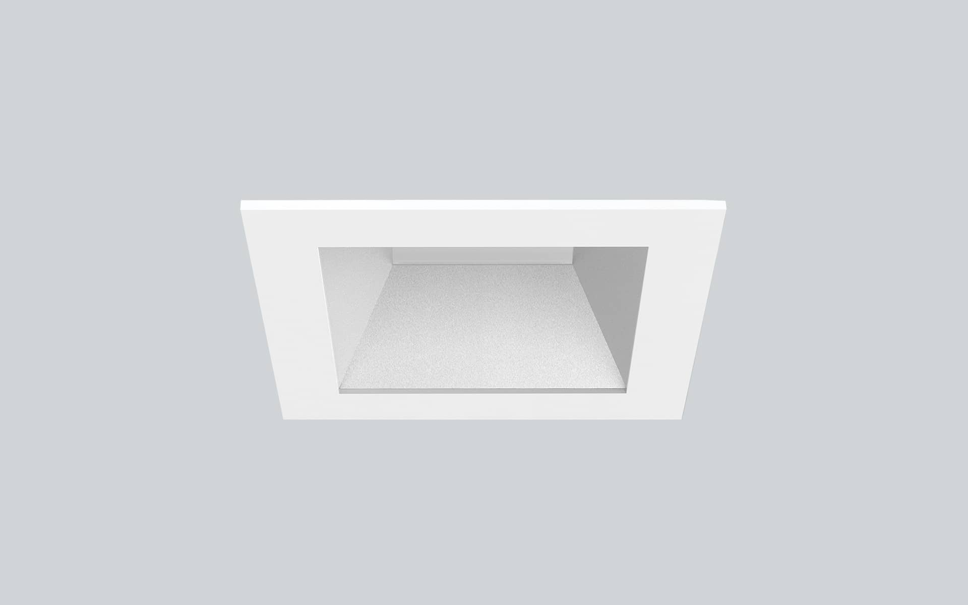 alphaled gyro series cube downlight
